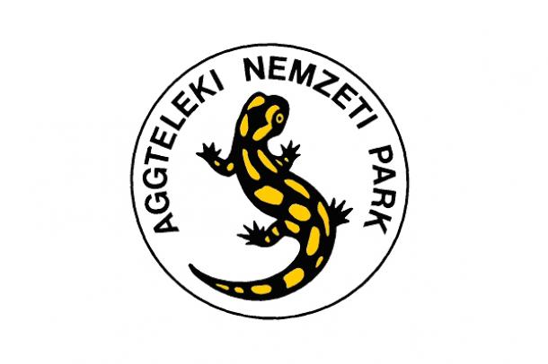 Szalamandra logó- Aggteleki Nemzeti Park